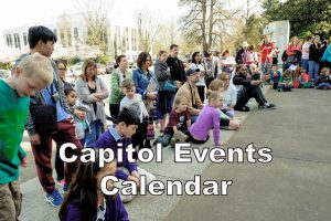 Capitol Events Calendar